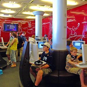 Интернет-кафе Бузулука