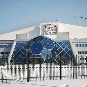 Спортивные комплексы Бузулука