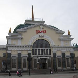 Железнодорожные вокзалы Бузулука